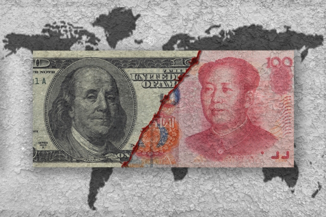 US - China - economic war