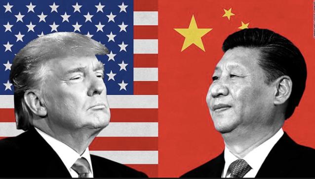 Trump vs Xi Jinping